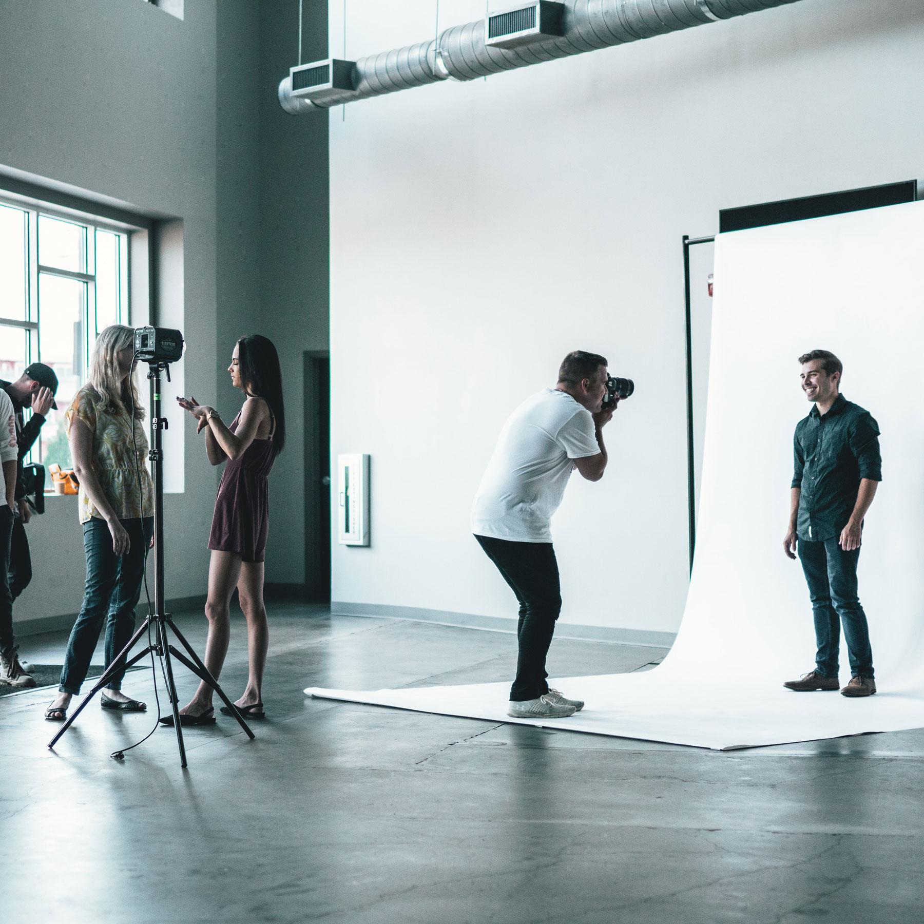 Corporate Fotografie Coaching